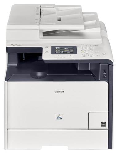 Canon - imageCLASS MF726CDW Wireless Color All-In-One Printer - White