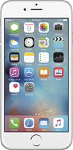 Apple - Certified Pre-owned Iphone 6 16gb - Silver (at & t)