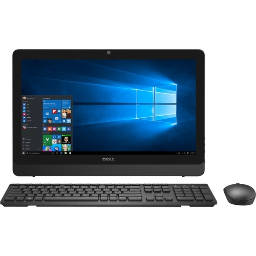 Dell - Inspiron 19.5 Touch-Screen All-In-One - Intel Core i3 - 4GB Memory - 1TB Hard Drive - Black