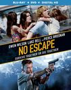 No Escape [includes Digital Copy] [ultraviolet] [blu-ray/dvd] [2 Discs] 4639701