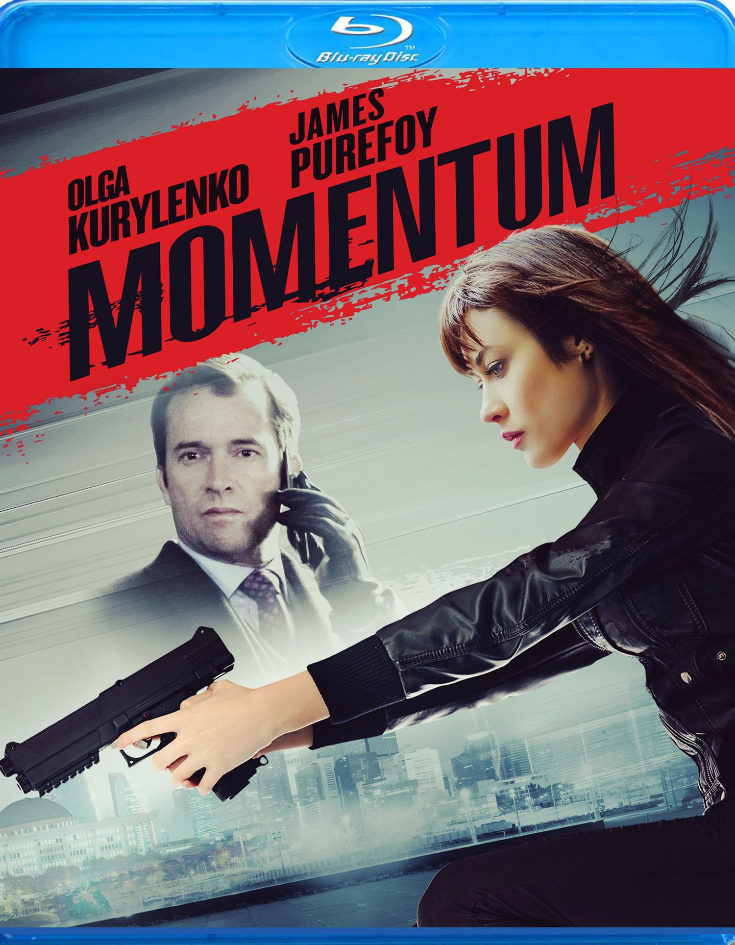 Momentum [blu-ray] 4639702