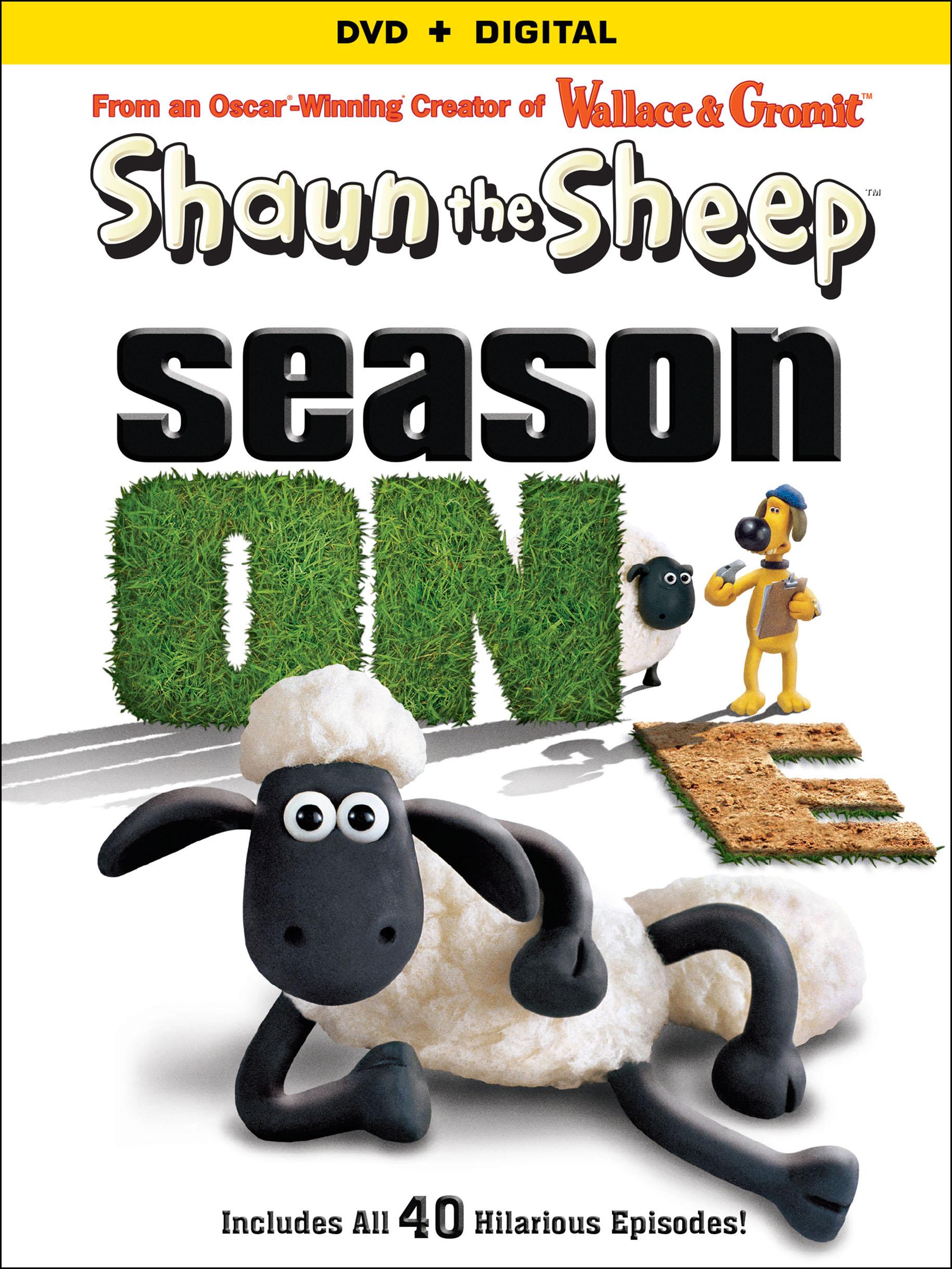 Shaun The Sheep: Season 1 [2 Discs] (dvd) 4639711
