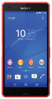 Sony - Xperia Z3 Compact 4G with 16GB Memory Cell Phone (Unlocked) - Orange