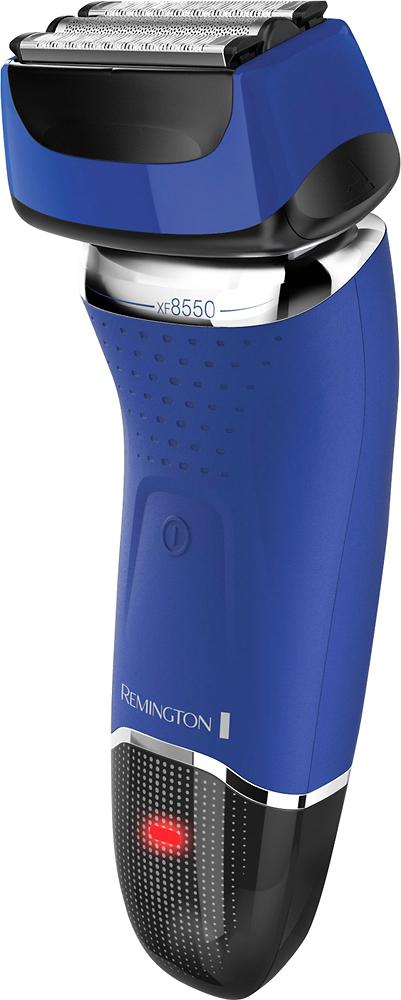 Remington - Smart Edge Hybrid Shaver - Black/Blue
