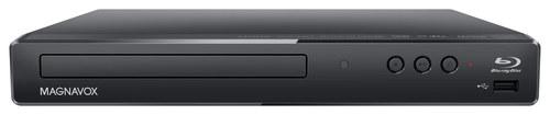 Magnavox - MBP1500 - Blu-ray Player - Black