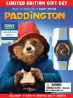 Paddington [includes Digital Copy] [blu-ray/dvd] [only @ Best Buy] [with Paddington Watch] 4654031