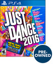 Just Dance 2016 - Pre-owned - Playstation 4