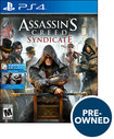 Assassin's Creed Syndicate - Pre-owned - Playstation 4