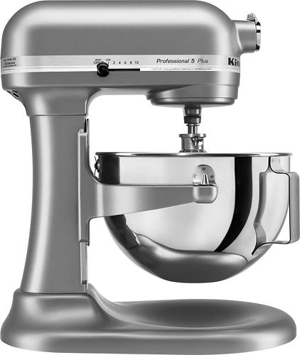 Kitchenaid Kv25g0xsl Professional 500 Series Stand Mixer Silver