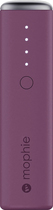 Mophie - Power Reserve 1x Portable Charger - Purple 4660204