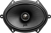 "Polk Audio - 5"" x 7""/6"" x 8"" Coaxial Speakers with Polypropylene Cones (Pair) - Black"