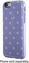Speck - Inked Hard Shell Case for Apple® iPhone® 6 - Heather/Wisteria Purple
