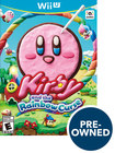 Kirby And The Rainbow Curse - Pre-owned - Nintendo Wii U 4664600