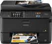 Epson - WorkForce Pro WF-4630 Network-Ready Wireless All-In-One Printer - Black
