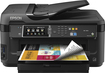 Epson - WorkForce WF-7610 Network-Ready Wide-Format Wireless All-In-One Printer - Black