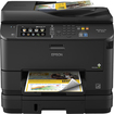 Epson - WorkForce Pro WF-4640 Network-Ready Wireless All-In-One Printer - Black