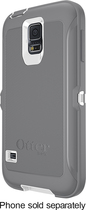 OtterBox - Defender Series Case for Samsung Galaxy S 5 Cell Phones - Glacier