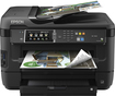 Epson - WorkForce WF-7620 Network-Ready Wireless Wide-Format All-In-One Printer - Black