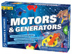 Thames & Kosmos - Motors And Generator Kit - Multi 4670819