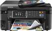 Epson - WorkForce WF-3620 Network-Ready Wireless All-In-One Printer - Black
