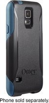 OtterBox - Commuter Series Case for Samsung Galaxy S 5 Cell Phones - BluePrint