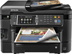 Epson - WorkForce WF-3640 Network-Ready Wireless All-In-One Printer - Black