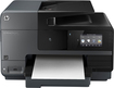 HP - Officejet Pro 8620 e-All-in-One Network-Ready Wireless All-In-One Printer - Black