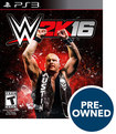 Wwe 2k16 - Pre-owned - Playstation 3 4671600
