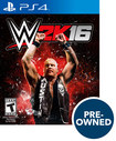 Wwe 2k16 - Pre-owned - Playstation 4 4671900