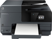 HP - Officejet Pro 8610 e-All-in-One Network-Ready Wireless All-In-One Printer - Black