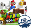 Super Mario 3D Land — PRE-OWNED - Nintendo 3DS