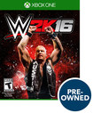 Wwe 2k16 - Pre-owned - Xbox One 4673300