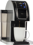 Touch - 1-cup Coffeemaker - Black/silver 4673400