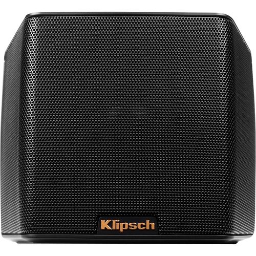 Klipsch - Reference Soundbar with 6.5 Wireless Subwoofer - Black