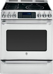"GE - 30"" Self-Cleaning Freestanding Double Oven Electric Convection Range - Stainless-Steel"