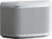 Yamaha - MusicCast 3.5 Wireless 2-Way Bookshelf Speaker - White/Silver