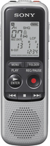 Sony - Digital Voice Recorder - Silver