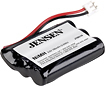 Jensen - Rechargeable Cordless Phone Battery - Black