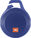 JBL - Clip+ Portable Bluetooth Speaker - Blue