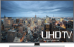 "Samsung - 40"" Class (40"" Diag.) - LED - 2160p - Smart - 3D - 4K Ultra HD TV - Silver"