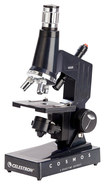 Celestron - COSMOS Biological Microscope Kit - Black