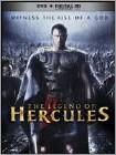 The Legend of Hercules (DVD) (Ultraviolet Digital Copy) 2014