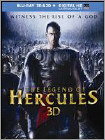 The Legend of Hercules (Blu-ray Disc) (2 Disc) (Ultraviolet Digital Copy) (Enhanced Widescreen for 16x9 TV) (Eng/Spa) 2014