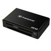 Transcend - RDF8 USB 3.0 Flash Card Reader - Black