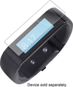 Zagg - Invisibleshield Hd Clear Screen Protector For Microsoft Band 2 Smartwatches - Clear