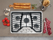 GE - PGP953SETSS Gas Cooktop