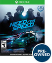 Need For Speed - Pre-owned - Xbox One 4697700