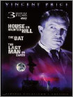 House on Haunted Hill/The Bat/The Last Man on Earth (DVD) (Enhanced Widescreen for 16x9 TV) (Eng)