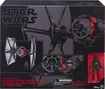 Hasbro - Star Wars: The Black Series First Order Special Forces Tie Fighter - Black 4700000