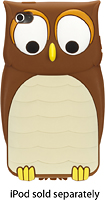 Griffin Technology - Kazoo Case for 4th-Generation Apple® iPod® touch - Owl